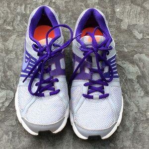 Nike Downshifters Running Sneakers Gray/Purple